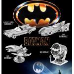 Металлические 3Д пазлы серии Бэтмен