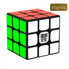 Кубик Рубика 3х3 MoYu WeiLong GTS 2M