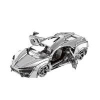 3Д пазл супер-кар Lykan Hypersport