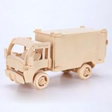 3D пазл Грузовой автомобиль